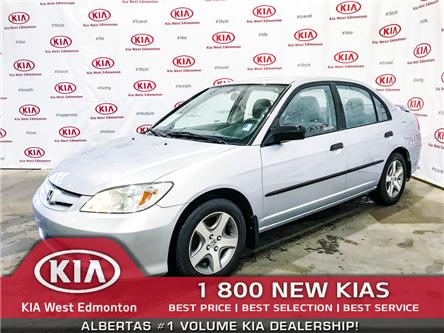 2004 Honda Civic SE (Stk: 7259B) in Edmonton - Image 1 of 10