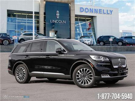 2020 Lincoln Aviator Reserve (Stk: DT87) in Ottawa - Image 1 of 27