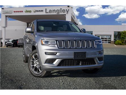 2020 Jeep Grand Cherokee Summit (Stk: L173604) in Surrey - Image 1 of 25
