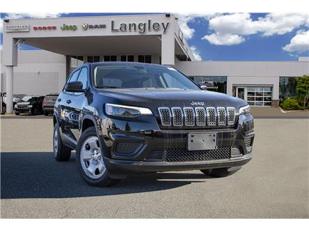 2020 Jeep Cherokee Sport (Stk: L545786) in Surrey - Image 1 of 21