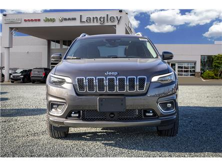 2020 Jeep Cherokee Overland (Stk: L558707) in Surrey - Image 2 of 38