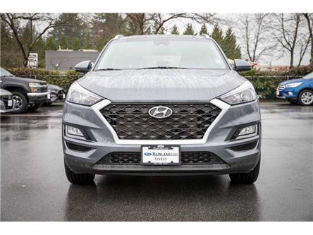 2019 Hyundai Tucson Preferred (Stk: P2026) in Vancouver - Image 2 of 24