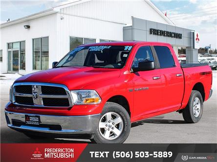 2011 Dodge Ram 1500 SLT (Stk: 200021A) in Fredericton - Image 1 of 22