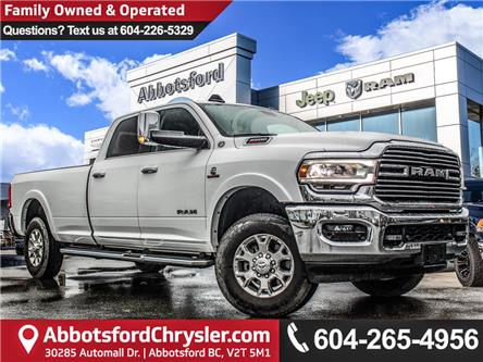 2019 RAM 3500 Laramie (Stk: AB0957) in Abbotsford - Image 1 of 30