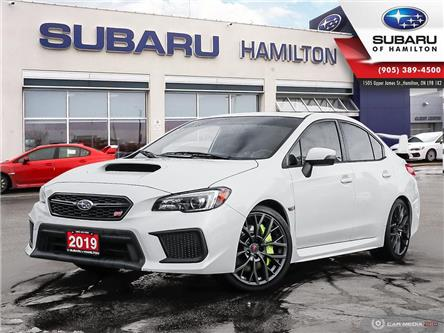 2019 Subaru WRX STI Sport-tech w/Wing (Stk: U1518) in Hamilton - Image 1 of 25