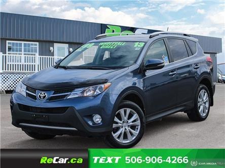 2013 Toyota RAV4 Limited (Stk: 191355A) in Saint John - Image 1 of 24