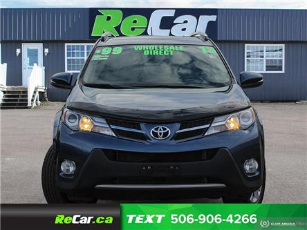 2013 Toyota RAV4 Limited (Stk: 191355A) in Saint John - Image 2 of 24