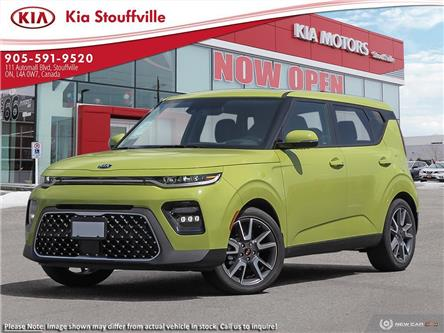 2020 Kia Soul EX Limited (Stk: 20056) in Stouffville - Image 1 of 23