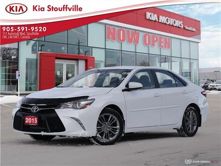 2015 Toyota Camry SE (Stk: P0120A) in Stouffville - Image 1 of 26