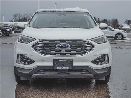 2020 Ford Edge Titanium AWD (Stk: OEG7680) in Brantford - Image 2 of 40