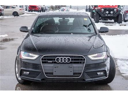 2013 Audi A4 2.0T (Stk: 27158UX) in Barrie - Image 2 of 27