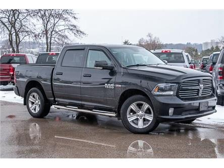 2015 RAM 1500 Sport (Stk: 27144U) in Barrie - Image 1 of 19