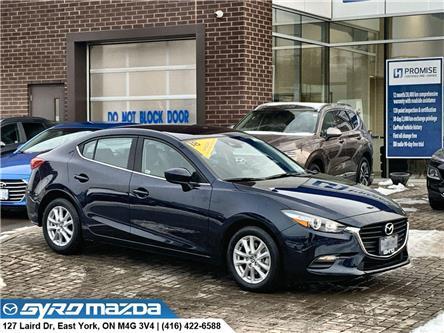 2018 Mazda Mazda3 SE (Stk: 28480A) in East York - Image 1 of 28