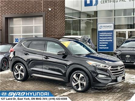 2016 Hyundai Tucson Limited (Stk: H5361A) in Toronto - Image 1 of 30