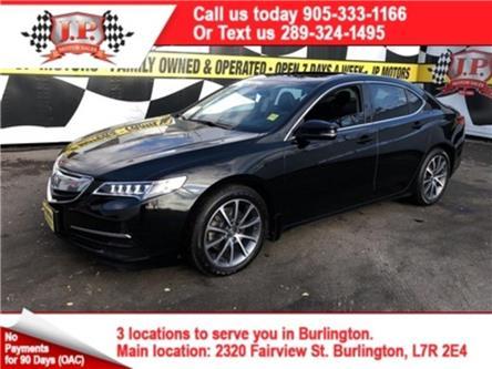 2015 Acura TLX Tech (Stk: 48468) in Burlington - Image 1 of 26