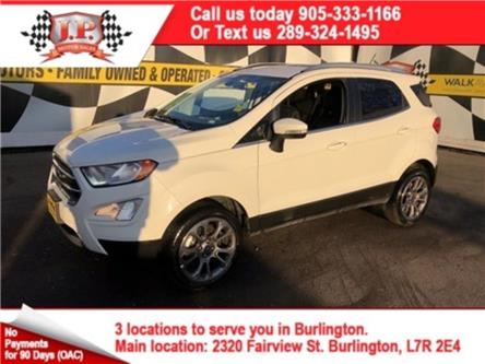 2018 Ford EcoSport Titanium (Stk: 48559r) in Burlington - Image 1 of 28