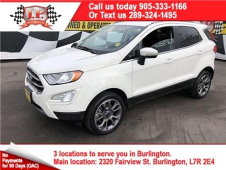 2018 Ford EcoSport Titanium (Stk: 48560r) in Burlington - Image 1 of 25