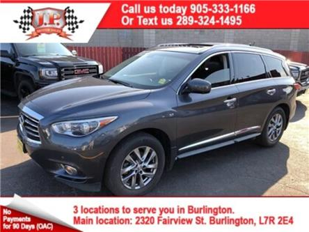 2014 Infiniti QX60 Base (Stk: 45317A) in Burlington - Image 1 of 28