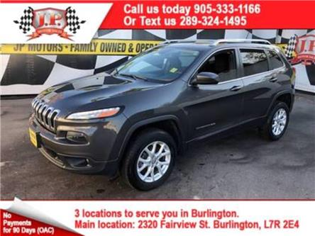 2015 Jeep Cherokee North (Stk: 47362B) in Burlington - Image 1 of 24