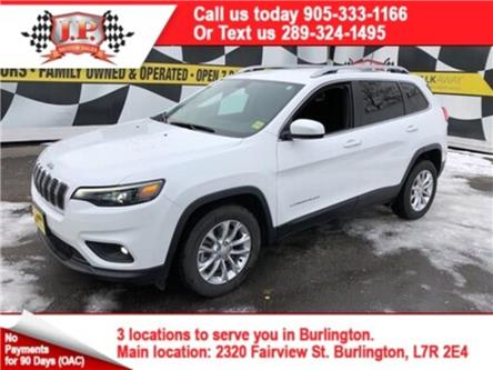2019 Jeep Cherokee North (Stk: 48331) in Burlington - Image 1 of 25