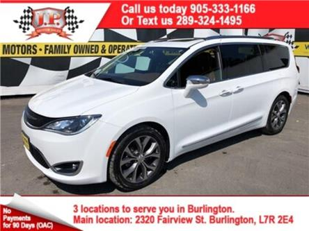 2017 Chrysler Pacifica Limited (Stk: 46350) in Burlington - Image 1 of 26