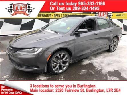 2015 Chrysler 200 S (Stk: 48394) in Burlington - Image 1 of 19