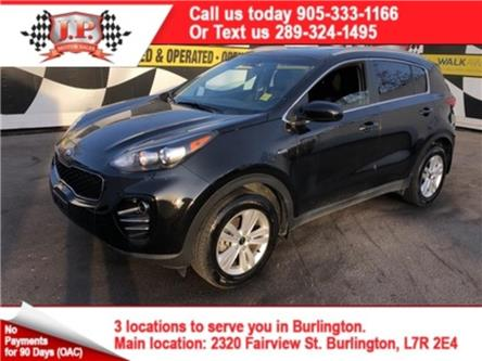2019 Kia Sportage LX (Stk: 48497r) in Burlington - Image 1 of 17