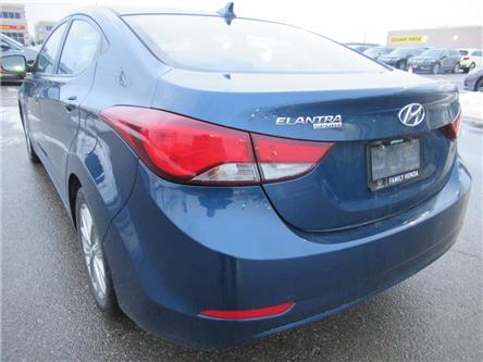 2015 Hyundai Elantra 4dr Sdn Auto Sport Appearance | HEATED SEATS (Stk: 269197T) in Brampton - Image 2 of 16