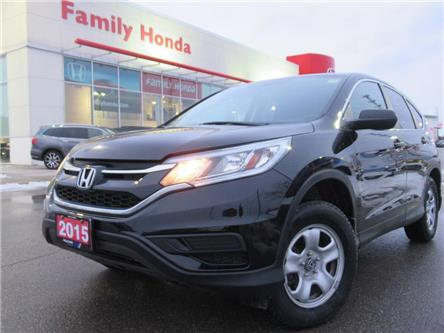 2015 Honda CR-V AWD 5dr LX (Stk: 117605T) in Brampton - Image 1 of 26