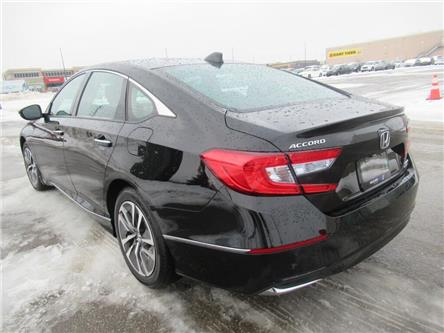 2019 Honda Accord Hybrid Touring CVT | NAVI | HEATED STEERING | LOW KMS! (Stk: 800510I) in Brampton - Image 2 of 29
