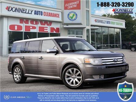 2009 Ford Flex Limited (Stk: PBWDS1495B) in Ottawa - Image 1 of 28