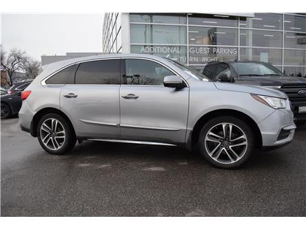 2017 Acura MDX Technology Package (Stk: 501570T) in Brampton - Image 1 of 30