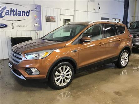 2017 Ford Escape Titanium (Stk: DB0321) in Sault Ste. Marie - Image 2 of 30