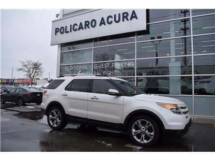 2012 Ford Explorer Limited (Stk: A14063T) in Brampton - Image 1 of 28