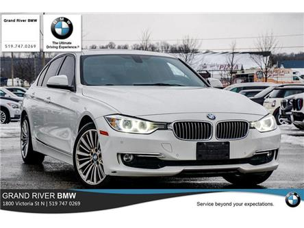 2015 BMW 328d xDrive (Stk: 34104A) in Kitchener - Image 1 of 5