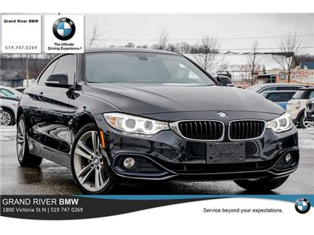 2017 BMW 430i xDrive (Stk: PW5096A) in Kitchener - Image 1 of 21