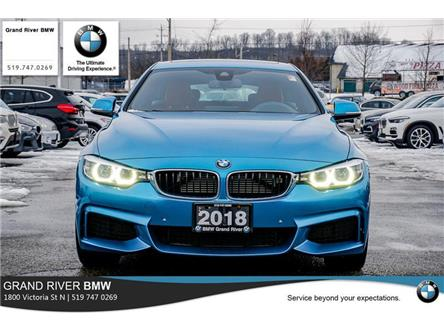 2018 BMW 440i xDrive Gran Coupe (Stk: PW5113) in Kitchener - Image 2 of 22