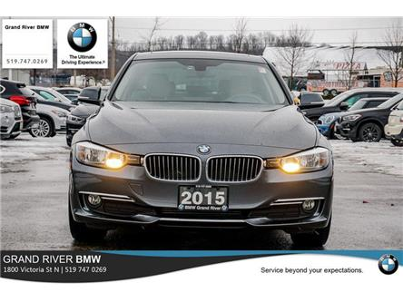 2015 BMW 320i xDrive (Stk: PW5120) in Kitchener - Image 2 of 22