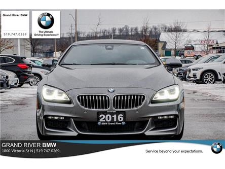 2016 BMW 650i xDrive Gran Coupe (Stk: PW5132) in Kitchener - Image 2 of 22