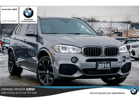 2016 BMW X5 xDrive35i (Stk: PW5137) in Kitchener - Image 1 of 22