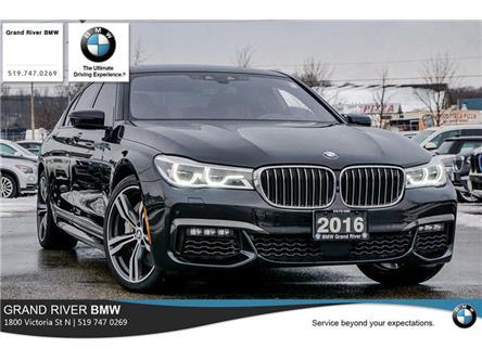 2016 BMW 750 Li xDrive (Stk: PW5140) in Kitchener - Image 1 of 22