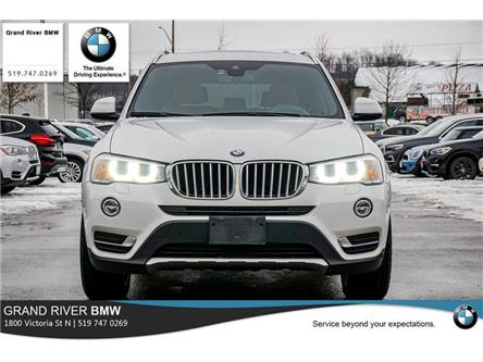 2017 BMW X3 xDrive28i (Stk: PW5143) in Kitchener - Image 2 of 22