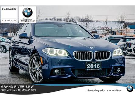 2016 BMW 535d xDrive (Stk: PW5158) in Kitchener - Image 1 of 22