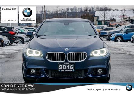 2016 BMW 535d xDrive (Stk: PW5158) in Kitchener - Image 2 of 22