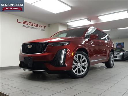 2020 Cadillac XT6 Sport (Stk: 209540) in Burlington - Image 1 of 18