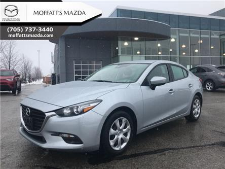 2018 Mazda Mazda3 GX (Stk: 28055) in Barrie - Image 1 of 21