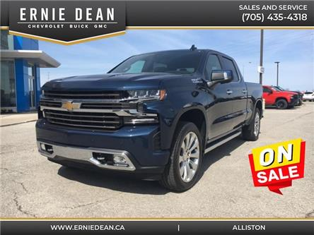 2019 Chevrolet Silverado 1500 High Country (Stk: 14720) in Alliston - Image 1 of 28