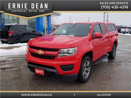 2017 Chevrolet Colorado WT (Stk: 14842A) in Alliston - Image 1 of 13