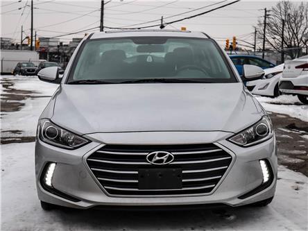 2017 Hyundai Elantra GLS (Stk: U06754) in Toronto - Image 2 of 17