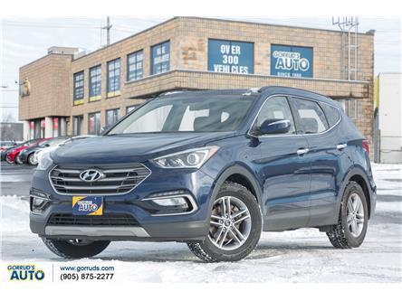2017 Hyundai Santa Fe Sport  (Stk: 468422) in Milton - Image 1 of 22
